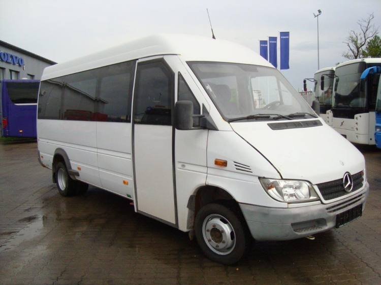 MERCEDES-BENZ SPRINTER 413CDI