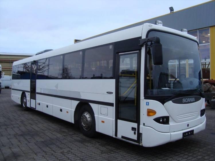 SCANIA L94 IB4X2NB 300 OMNILINE, 47 seats