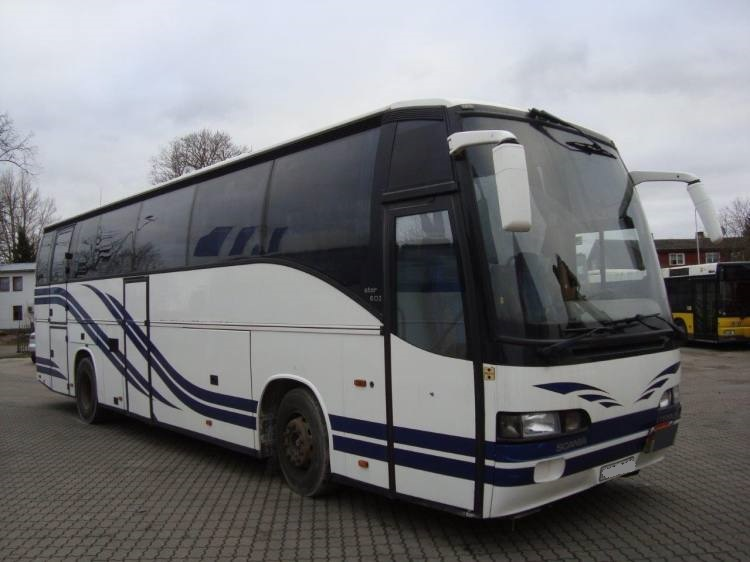 SCANIA CARRUS K124EB STAR 602