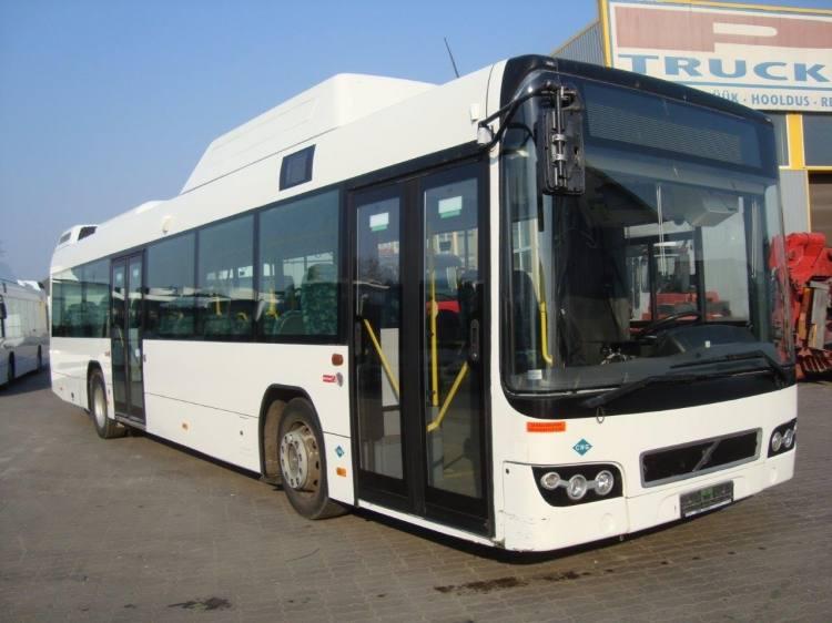 VOLVO B9L 7700CNG gas; 4X2, 22 UNITS