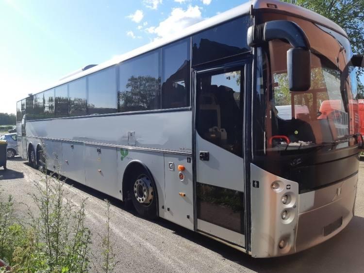 VOLVO Vest Horisont Airco Euro 5, WC, 6x similar busses