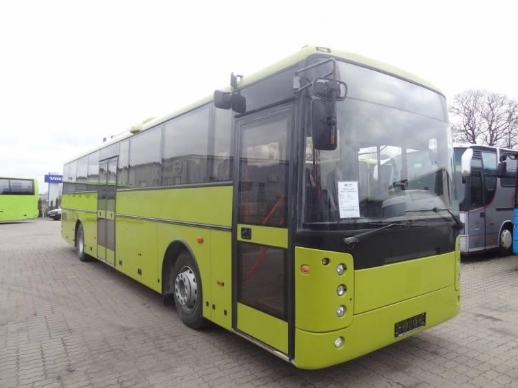 VOLVO B12B VEST CONTRAST CLIMA; FOR BUS STUDY; 12,5m; 45 seats; Euro 5