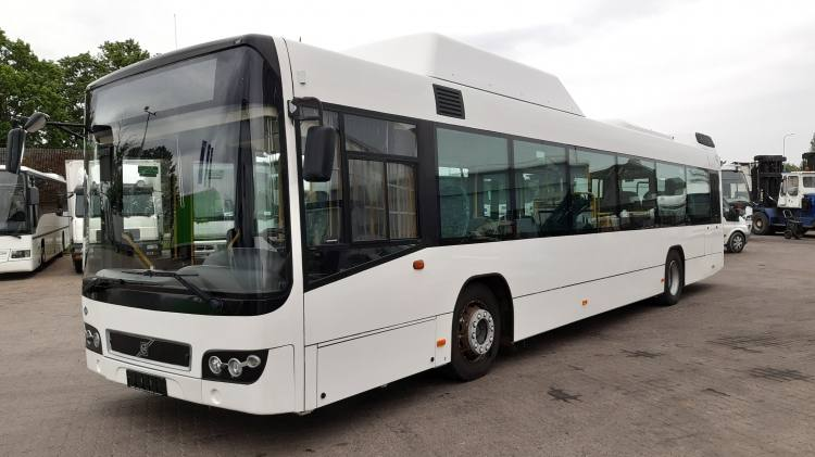 VOLVO B9L 7700CNG gas; 4X2; 22 UNITS