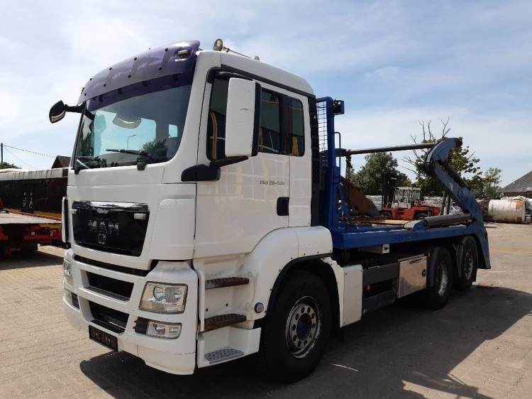 MAN TGS28.400 6x2-4BL CONTEINERLIFT JOAB