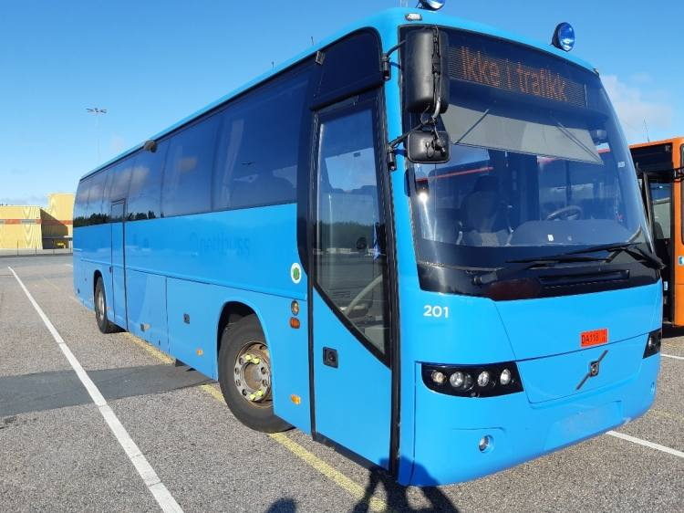 VOLVO B12M 9700S CARRUS CLIMA; 11,98m; 44 seats; Euro 3