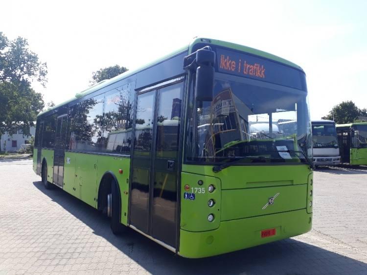 Volvo B7RLE Vest Center Euro 5