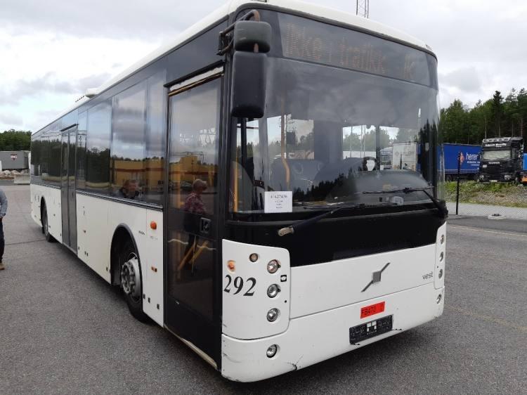 Volvo B7RLE Vest Center 12,72m,