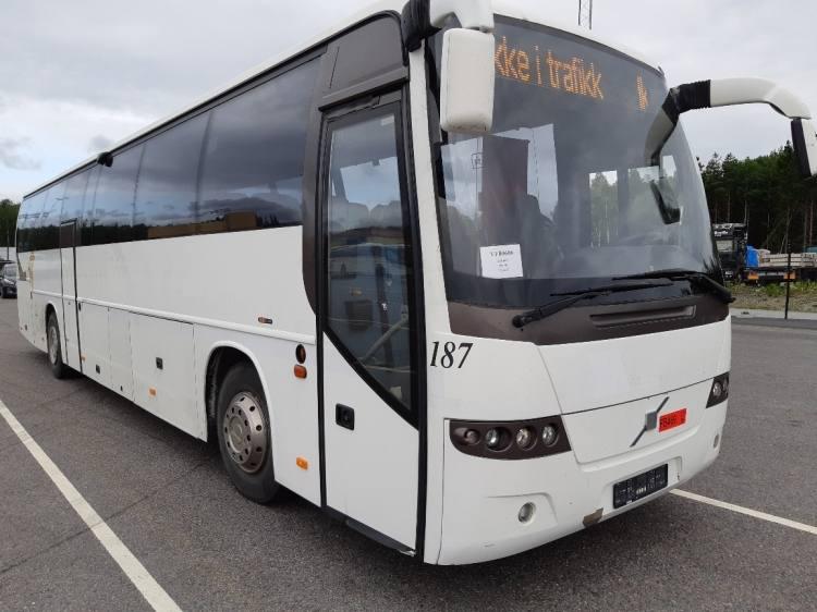 Volvo 9700S Carrus B12M, 13,0m CLIMA, 51 seats; Euro 3