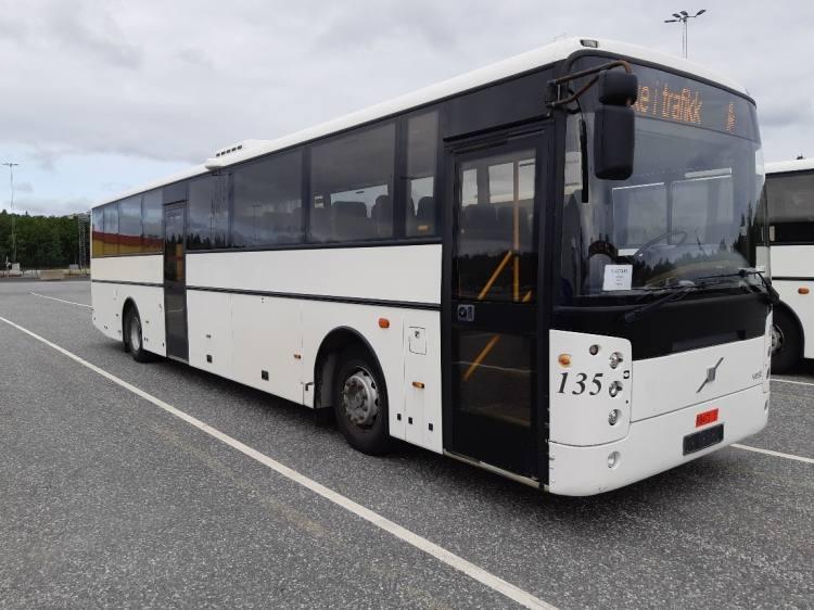 VOLVO B7R Vest Contrast 12,75m;55 seats;Euro 4