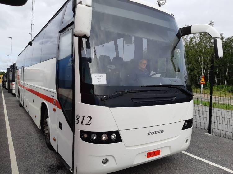 VOLVO 9700HD CARRUS B12M CLIMA; 13,68m; 52 seats; Euro 3