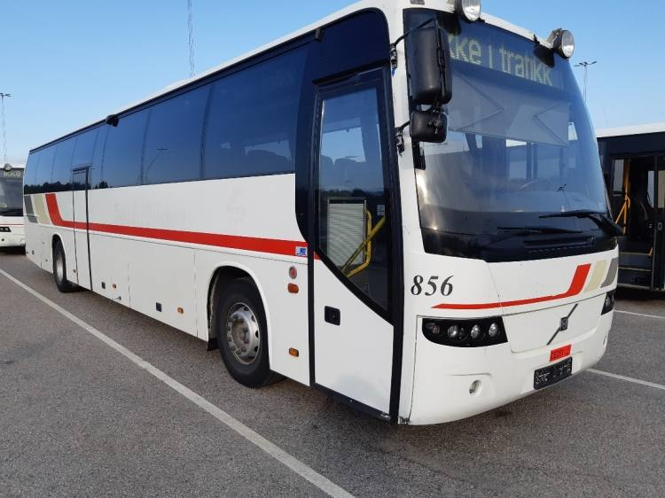 VOLVO B12M CARRUS 9700S; 13,48m; 54 SEATS; 3 UNITS