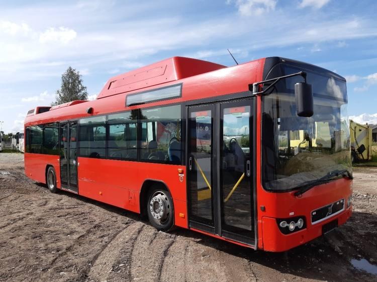 VOLVO B9L 7700CNG gas; EURO 4