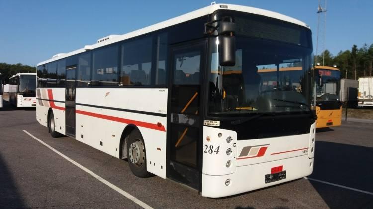 Volvo B7R Vest Contrast 12,75m; 49 seats; Euro 3