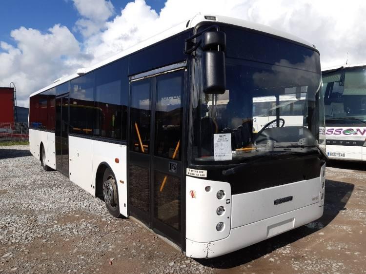 SCANIA L94 UB4X2LB260 VEST CENTER 12,25m; 37 seats; Euro 3