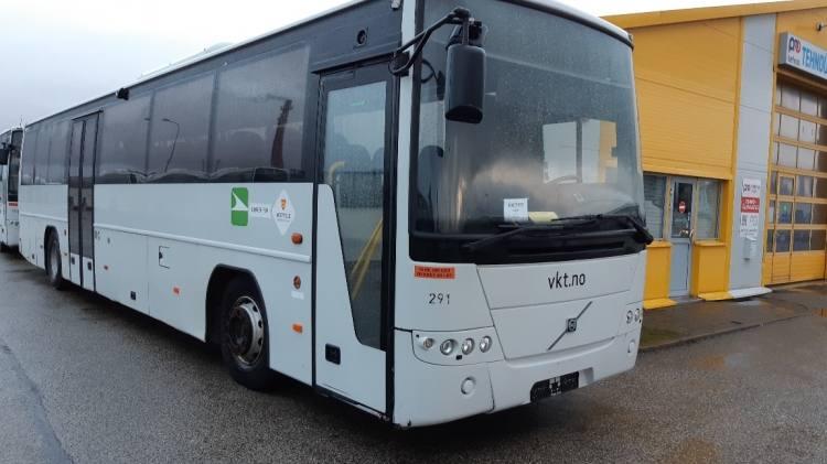 VOLVO B7R 8700, 12,7m, Klima, Handicap lift, EURO 5