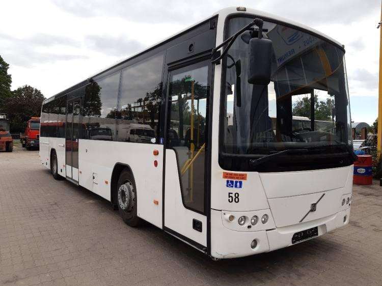 VOLVO B7RLE 8700 Klima, 12m, 40 seats; EURO5, 10 UNITS