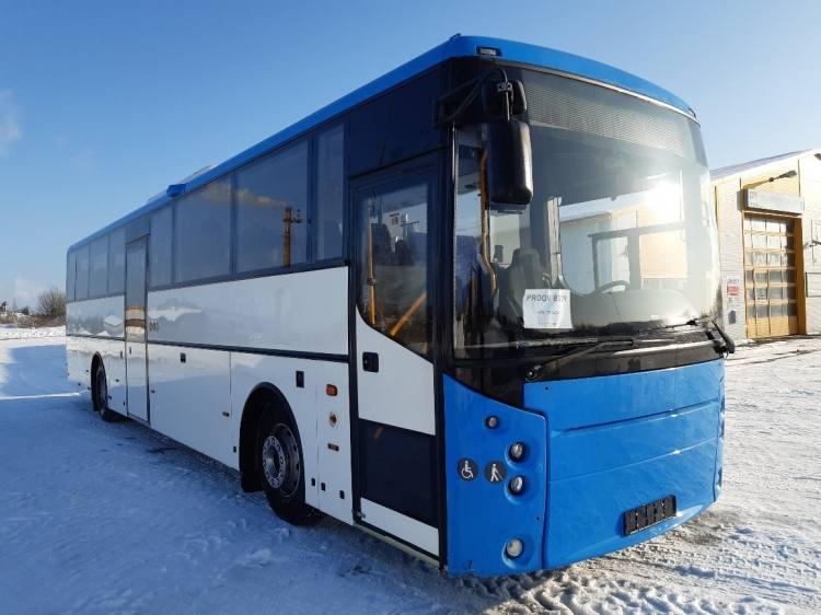 VOLVO B9R VEST HORISONT; 45 seats; Handicap lift; CLIMA; EURO5; 2 UNITS