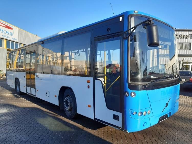VOLVO B7R 8700LE; 12 m; 38 SEATS; EURO5; CLIMA; 3 UNITS