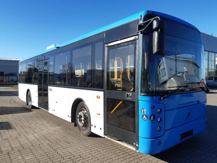 VOLVO B7R VEST CENTER H; 38 seats; EURO4