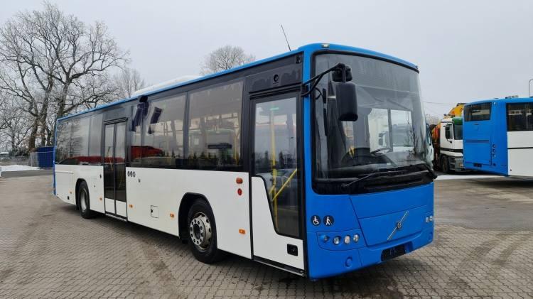 VOLVO B7R 8700LE; 12m; 38 SEATS; EURO5 CLIMA, 3 UNITS