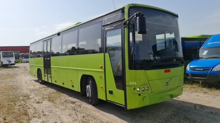 VOLVO B7R 8700; CLIMA; 45 seats; 12,2 m; EURO 5; 2 UNITS