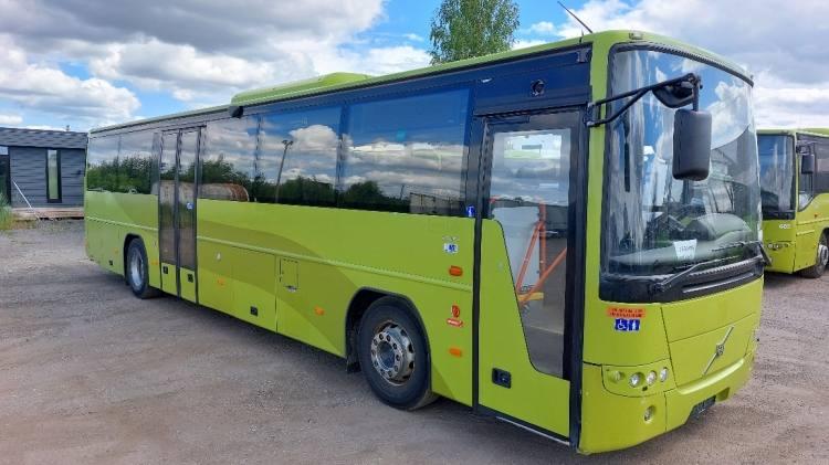 VOLVO B7R 8700; CLIMA; Handicap lift; 45 seats; 12,2 m; EURO 5; 15 UNITS