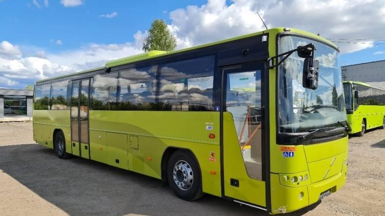 VOLVO B7R 8700; CLIMA; Handicap lift; 45 seats; 12,2 m; EURO 5; 11 UNITS