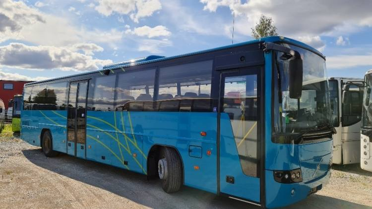 VOLVO B12B 8700 CLIMA; HANDICAP LIFT; 13,36 m; 49 seats; EURO 5