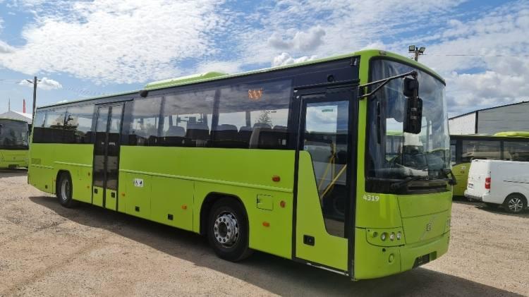 VOLVO B12B 8700 CLIMA, HANDICAP LIFT; 13 m; 49 seats; EURO 5; 14 UNITS
