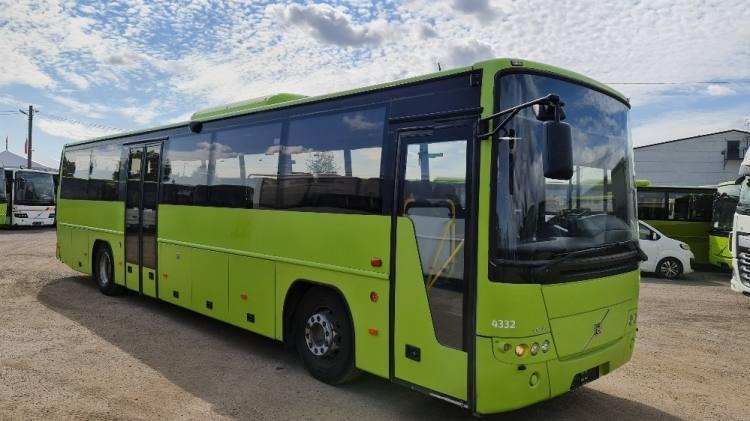 VOLVO B7R 8700 CLIMA; 45 seats; 12,2 m; EURO 5;