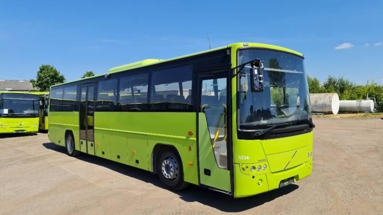 VOLVO B7R 8700 CLIMA; 45 seats; 12,2 m; EURO 5; 7 units