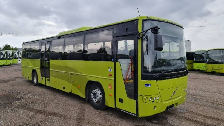 VOLVO B7R 8700; CLIMA; 45 seats; 12,2 m; EURO 5; booked until 20.10.21