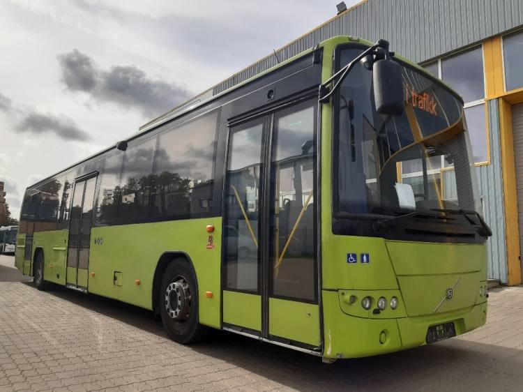 VOLVO B12BLE 8700 KLIMA; 40 seats; 13,25m; EURO 5; 7 UNITS