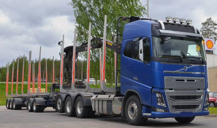 VOLVO NEW FH12.540 8x4