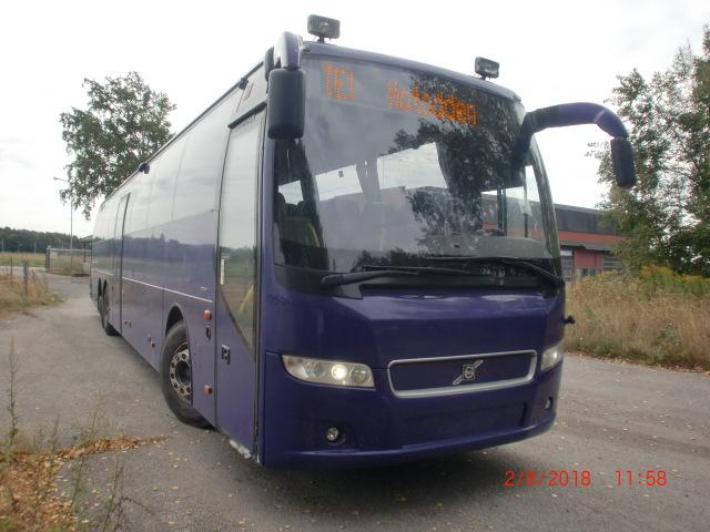 VOLVO B13B CARRUS 9700S HANDYCAP LIFT, Euro 5