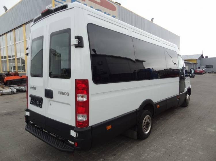 iveco irisbus daily 50c18 originaal 65230 km p trucks rh p trucks ee Iveco Irisbus Czech Republic Iveco Irisbus Magelys Interieur