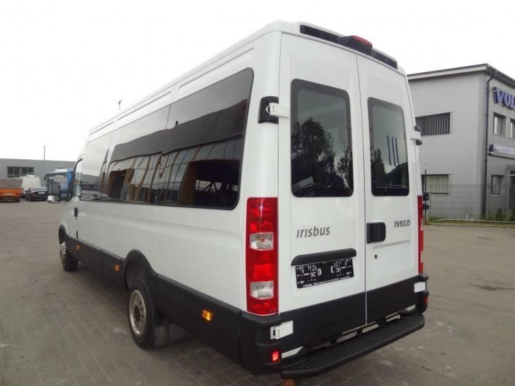 iveco irisbus daily 50c18 originaal 65230 km p trucks rh p trucks ee Iveco Bus Iveco Bus
