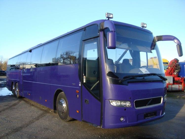VOLVO B12B 9700S CARRUS 6x2 Euro 5