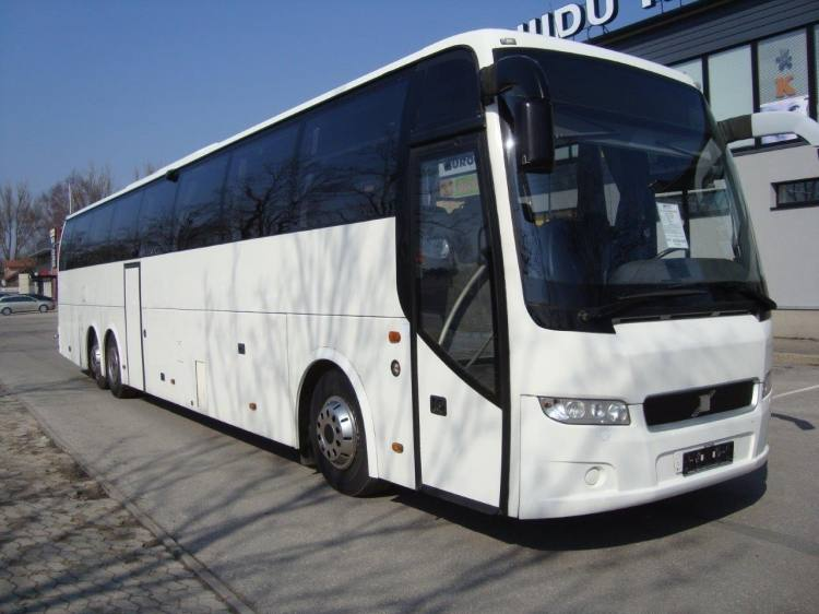 VOLVO CARRUS B12M 9700H 6X2, Euro 5