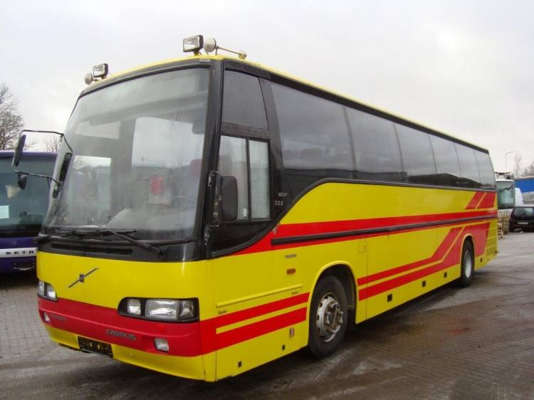 VOLVO B12B CARRUS STAR502