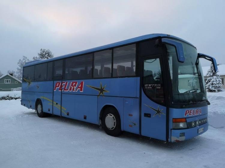 SETRA GT-315-HD 12,15m; 52 seats; Klima