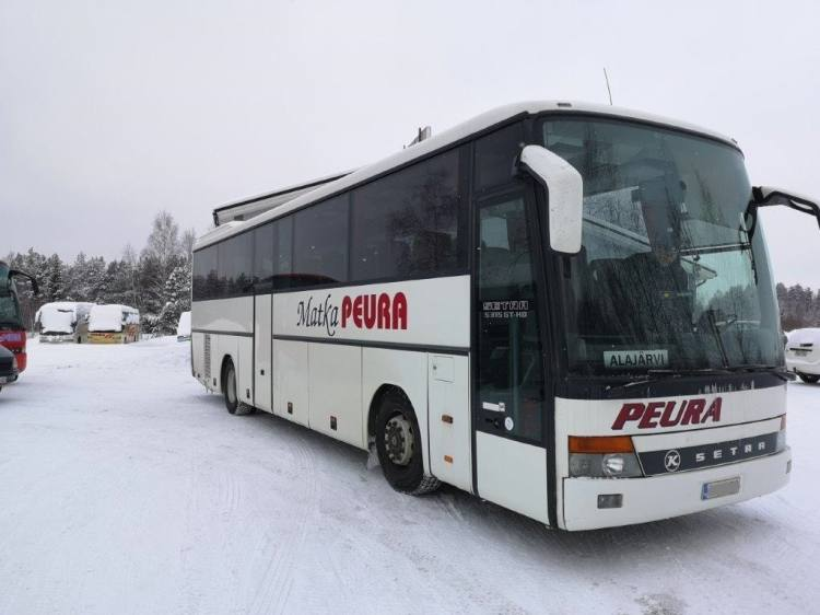 SETRA GT-315-HD 12,0m; 53 seats, Klima