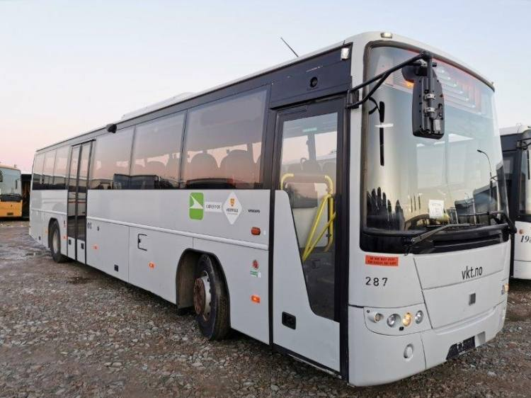 VOLVO B7R 8700, 12,7m, Klima, Handicap lift, EURO5