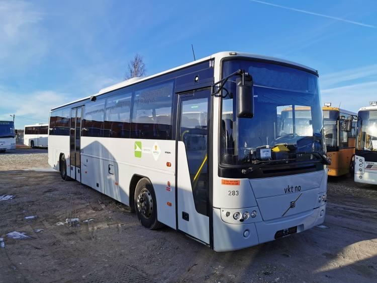 VOLVO B7R 8700, 12,7m, Kliima, Handicap lift, EURO 5