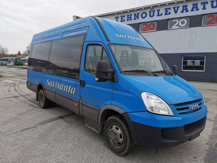 IVECO 50C15 DAILY, Euro4, 19 seats