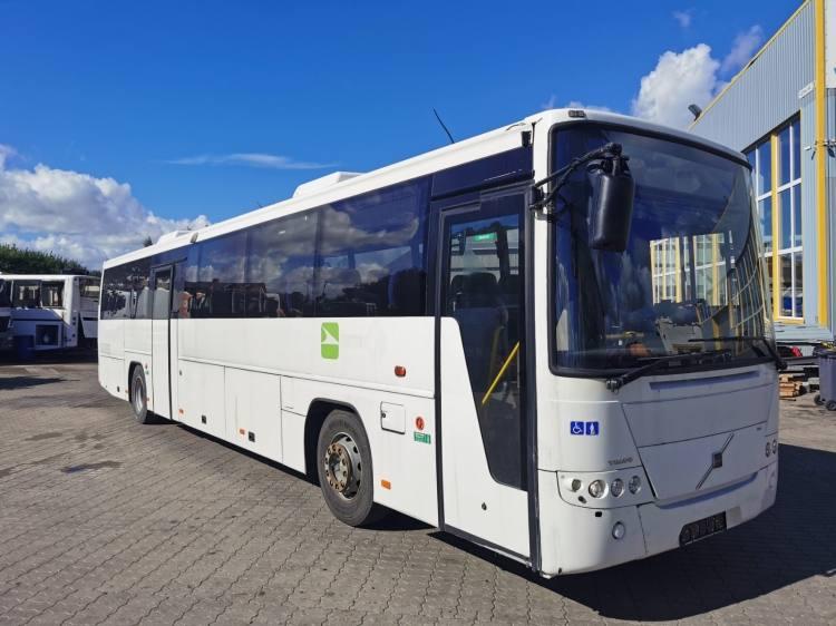 VOLVO B12B 8700, 12,9m, 48 seats, Handicap lift, EURO 5; 4 UNITS